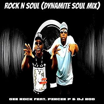 Rock N Soul (feat. Percee P & Dj Rod)