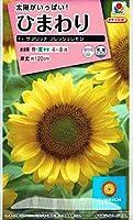 【種子】ひまわり F1サンリッチフレッシュレモン 2ml