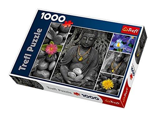 Trefl Buddha Collage Jigsaw Puzzle (1000-Piece)