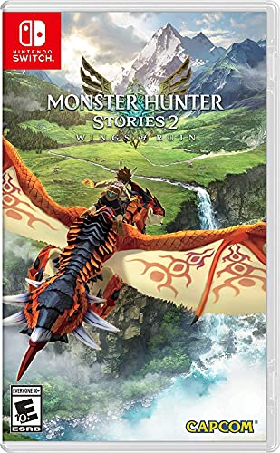 Monster Hunter Stories 2: Wings of Ruin - Nintendo Switch