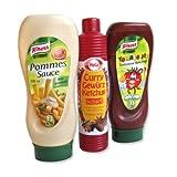 #11 Kaufladen Zubehör Ketchup und Mayonnaise Flaschen Spielzeug Kinderkaufladen Kinderküche Spielküche Zubehör Rollenspiel Kaufmannsladen