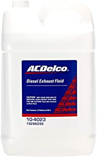 ACDelco 10-4023 Diesel Exhaust Emissions Reduction (DEF) Fluid - 2.5 gal (quantity 2)