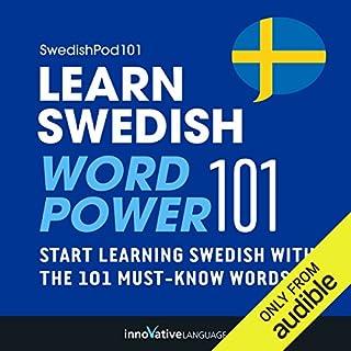Learn Swedish - Word Power 101 cover art