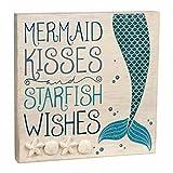 'Mermaid Kisses' Box Sign
