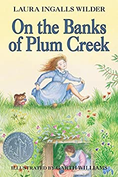 Paperback On the Banks of Plum Creek (Little House, No 4) Book
