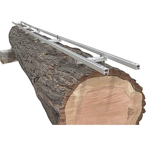 EZ Rail Sawmill System From Granberg