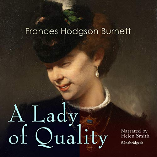 A Lady of Quality audiobook cover art