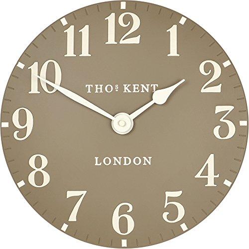 Thomas Kent Arabic Wall Clock 12 Quot 30cm Taupe 12020 Jalisa Esquibel