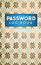 Password Log Book: Address Books For Passwords, Password Journal Alphabetical, Login Password Book, Password Organizer Book, Vintage/Aged Cover (Volume 55)