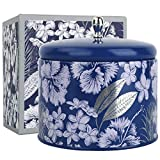 LA JOLIE MUSE Shore Breeze & Sage Scented Candle, Natural Candle for Home & Gift, 50 Hours Long Burning, Tin, 14.1Oz