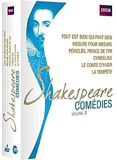 Shakespeare Comédies Vol 3 (B00DM1CGWE)   Amazon price tracker / tracking, Amazon price history charts, Amazon price watches, Amazon price drop alerts
