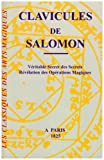 Clavicules de Salomon