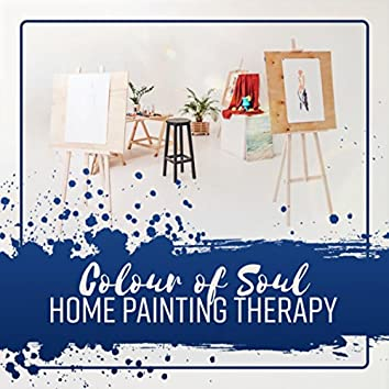 Colour of Soul - Home Painting Therapy (Background for Drawing, Art of Expression, Create Self Healing)