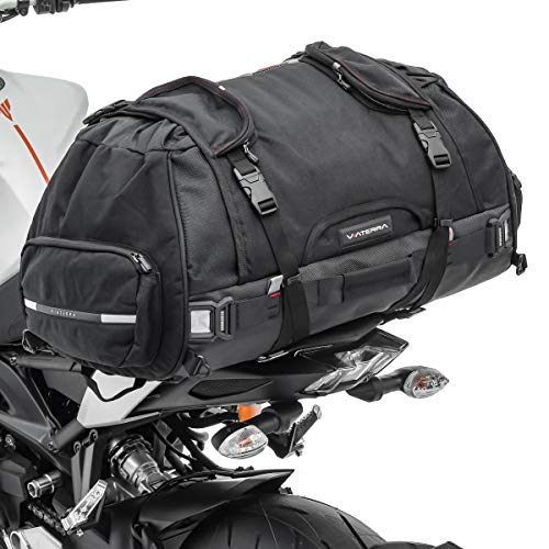 Bolsa Sillin HD45 para Honda CBR 900 RR Fireblade Negro