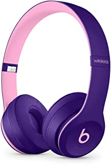 Beats by Dr. Dre - Beats Solo3 Wireless On-Ear Headphones - Beats Pop Collection - (Pop Violet)