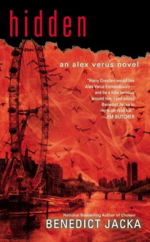 Hidden (Alex Verus Book 5) (English Edition)