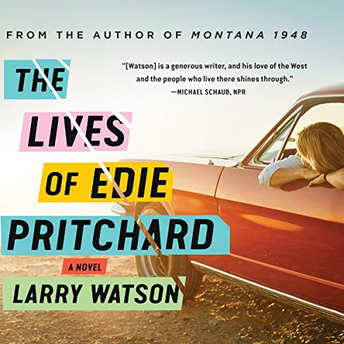 Couverture de The Lives of Edie Pritchard