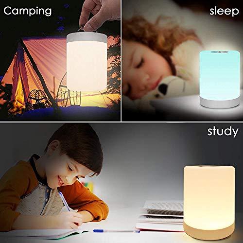 SaponinTree Iluminación infantil nocturna