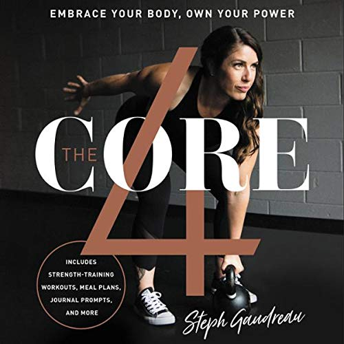 The Core 4 audiobook cover art
