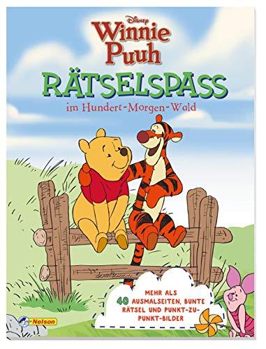 Disney Winnie Puuh: Rätselspaß im Hundert-Morgen-Wald