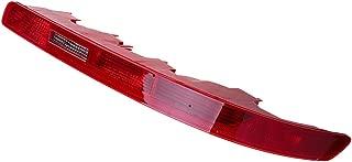 TOOGOO Bumper Tail Light Reverse Fog Light Lamp Rear Right Side for Right-Drive 2006-2015 Audi Q7