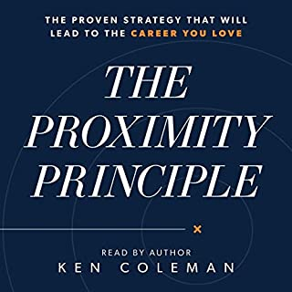 The Proximity Principle audiobook cover art