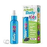 Nature's Spray Kids Daily Multi-Vitamin   Instant Absorption Children's Liquid Vitamin Spray, Must Shake Well   900% More Effective vs. Gummies or Pills. (Sugar, Gluten & Dairy-Free, USA Made), Grape