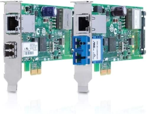 Allied Telesys PCI-Express Dual Port Adapter SXLC PoE+ AT-2911GP 67% OFF of fixed price Max 74% OFF