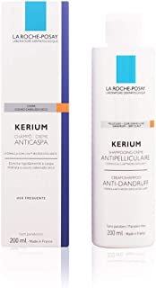 La Roche Posay Kerium Anti-Dandruff Cream Shampoo (For Dry Hair or Scalp) 200ml/6.7oz