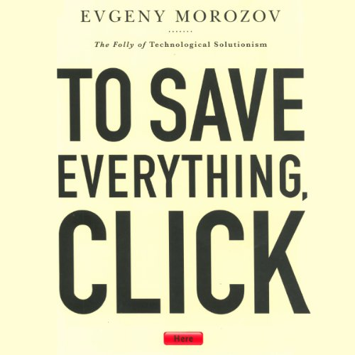 To Save Everything, Click Here audiobook cover art