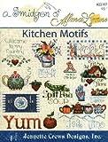 A Smidgen of Alma Lynne: Kitchen Motifs, Cross Stitch