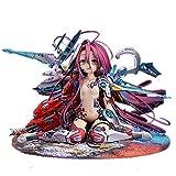 Anime No Game No Life Schwi Dola Hubby Estatua teatral PVC Figura de acción Modelo Adornos Regalo Estatua muñeca Anime