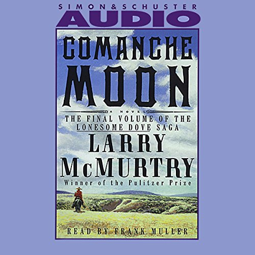 Comanche Moon cover art