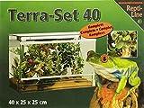 Repti-Line - Set Completo per terrario, 40 x 25 x 25 cm, per Rane o Ragni