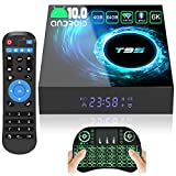 Best TV Box For Streaming - Android TV Box,T95 Android 10.0 TV Box 4GB Review
