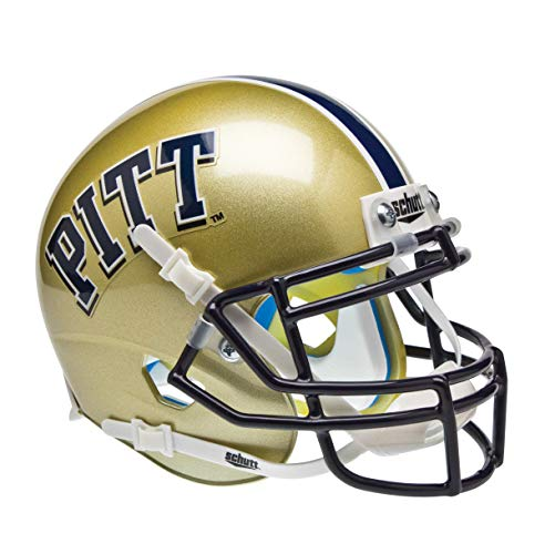 NCAA Pittsburgh Panthers Collectible Mini Helmet