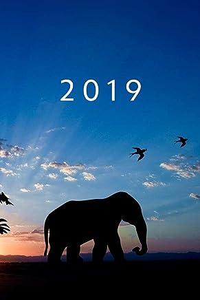 2019: ENE - DIC Agenda Semanal | 152 x 229 mm | 1 Semana en