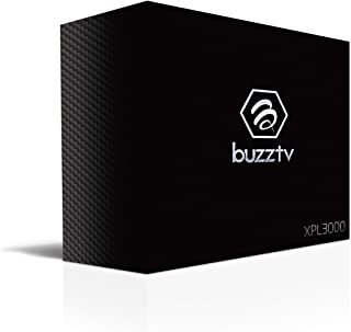 BuzzTV XPL3000 Android based IPTV Set-top-Box and Streaming Media Player (Black) ( USA seller)