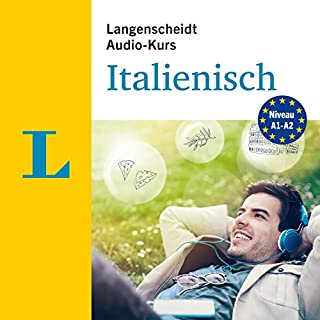 Langenscheidt Audio-Kurs Italienisch: A1-A2 Titelbild