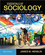 Essentials of Sociology (text only) 9th (Ninth) edition by J. M. Henslin