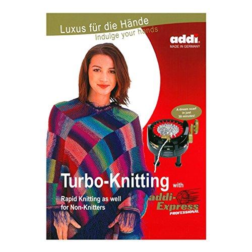 addi Turbo Knitting with addi Express Professional 992-0