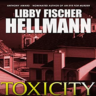 ToxiCity: Georgia Davis Prequel audiobook cover art
