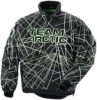 Arctic Cat Men's Freezone Shell Flex Series Jacket (XL, Lime)