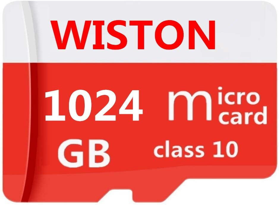 1TB Micro SD Card High Speed Class 10 SDXC Card with SD Adapter, Designed for Android Smartphones, Tablets and Others