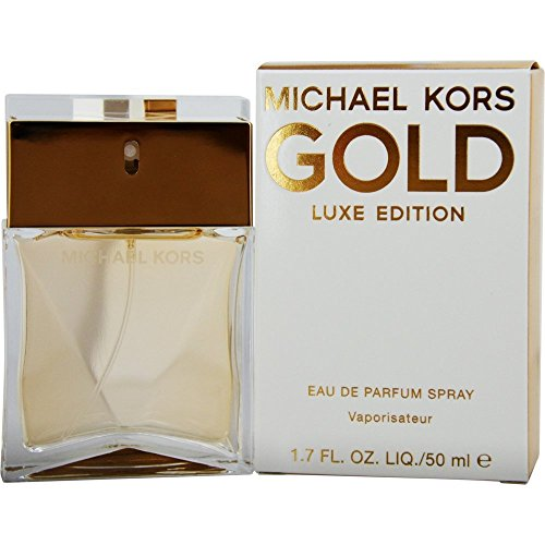 Michael Kors Gold Luxe Edition Eau De Parfum Spray, 1.7 Ounce by Michael Kors