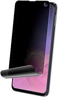 Privacy Screen Protector, Anti Spy Full Adhesive, Touch Accurate, 3D Curve Edge Nano Shield Soft Film for Samsung Galaxy S10E