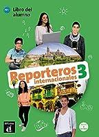 Reporteros Internacionales: Libro del alumno + MP3 CD 3 (A2+)