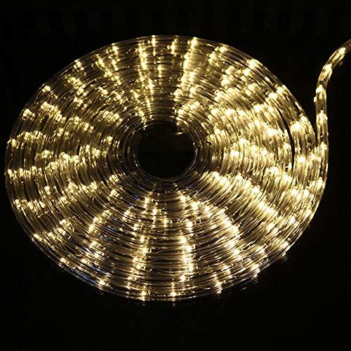 Lichtkettingen A regenboogbuizen met 8 motieven aan touwen voor buiten, tuindecoratie voor Kerstmis