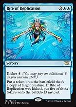 Magic: the Gathering - Rite of Replication (105/342) - Commander 2015
