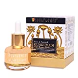 Soulflower Pure & Natural Kumkumadi Tailam Night Beauty Elixir, 30 ml With 26 Precious Oils And Herbs
